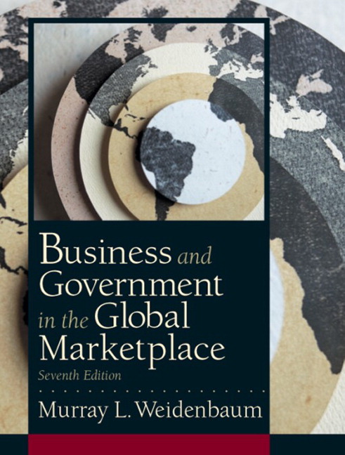Business and Government in the Global Marketplace, 7th Edition
