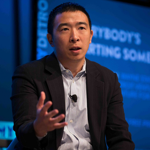 Andrew Yang's Universal Basic Income Proposal, explained