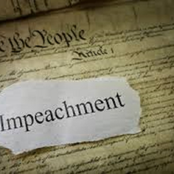 Beyond impeachment, is Congress getting anything else done?
