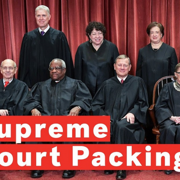 The Precedent, and Perils, of Court Packing